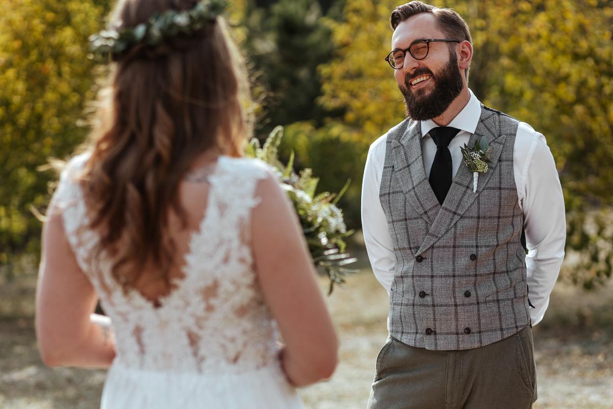 Uroczysko Zaborek ślub plenerowy