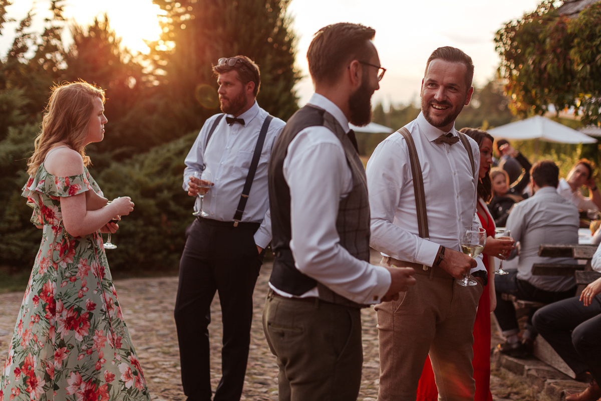 Uroczysko Zaborek wesele