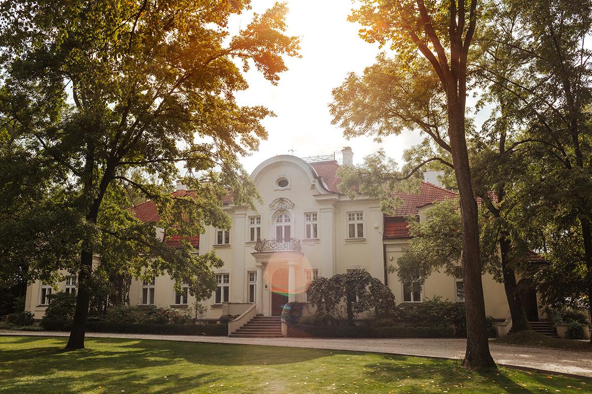 Pałac Zdunowo pod Warszawą